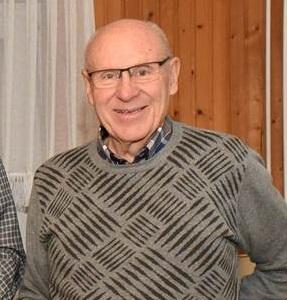 Foto zur Meldung: Der Erfinder der Achumer Wiese: Willi Daseler macht im Oktober Schluss