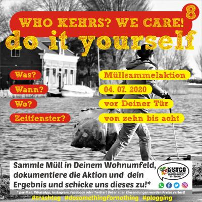 Foto zur Meldung: WHO KEHRS? WE CARE! 8 - DO IT YOURSELF