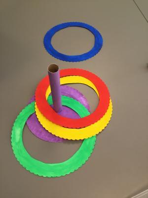 Bild der Meldung: Ring-Wurfspiel