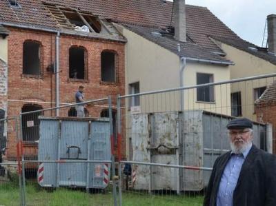 Vorschaubild zur Meldung: Gemeinde schafft Wohnraum in Eilsleben