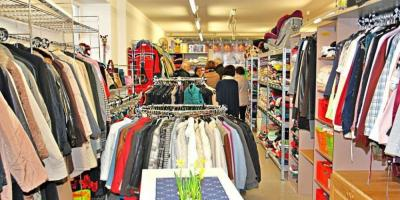 Vorschaubild zur Meldung: Kleiderkammer wieder geöffnet