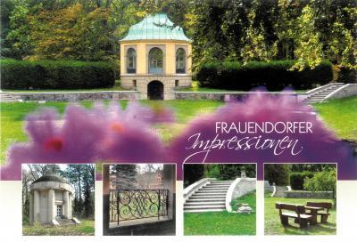 Foto zur Meldung: Postkarte Frauendorf