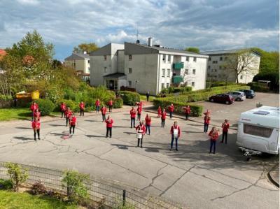 Foto zur Meldung: Blasorchester TSV Wankendorf gibt am 12. Juli Picknick-Konzert in Schmalensee