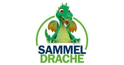 "Projekt ""Sammeldrache"" - Recycling alter Druckerpatronen"