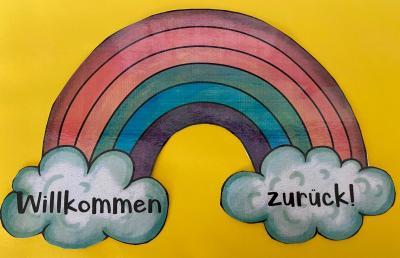 Foto zur Meldung: Langersehnte Rückkehr in den Regelbetrieb an der Hartfeldschule