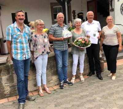 Vorschaubild zur Meldung: 30 Jahre Urlaub in Poppenhausen Wasserkuppe)