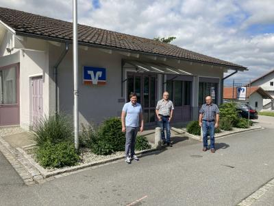 Foto zu Meldung: Bürgerversammlung zum Thema: möglicher Dorfladen in Moosbach