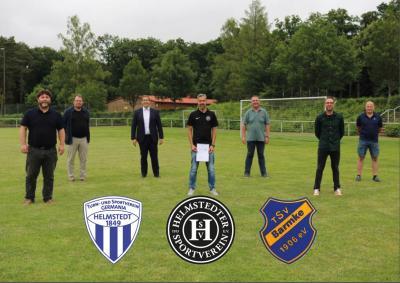 Vorschaubild zur Meldung: Neukonzeption und Erweiterung - JSG Helmstedt geht neue Wege im Jugendfussball