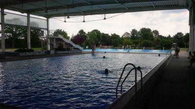 Foto zur Meldung: Keine Schwimmkurse möglich