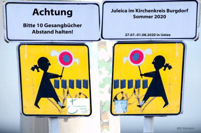Plakat Juleica