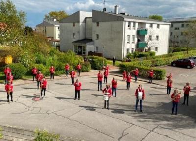 Foto zur Meldung: Achtung: Morgen Picknick-Konzert des Blasorchesters TSV Wankendorf in Schmalensee