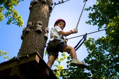 Bild der Meldung: SVI (Sponsoring) | Neue Kooperation mit dem Kletterwald Illingen