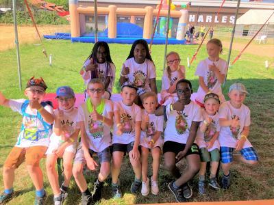 Foto zur Meldung: MTV Kinder im CHARLES KNIE CIRCUS-LAND