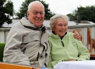 Foto zur Meldung: Herzlichen Glückwunsch zum 80. Geburtstag, Ehrenbürgermeister Hans Siebke!