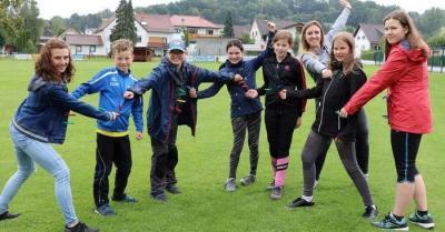 Foto zur Meldung: Offene Jugendarbeit der Stadt Gemünden (Wohra) - Ferienprogramm für Kinder in Gemünden