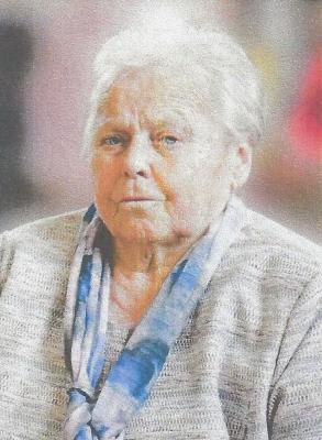 Vorschaubild zur Meldung: Lidwina Lummer, ein mütterlicher Mensch, engagiert und geschätzt, gab mit 81 Jahren ihr erfülltes Leben an ihren Schöpfer zurück