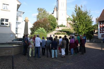 Treffen in Klettgau