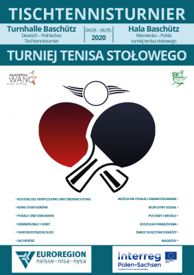 Foto zur Meldung: Vorankündigung Deutsch-Ponisches TIschtennisturnier 2020