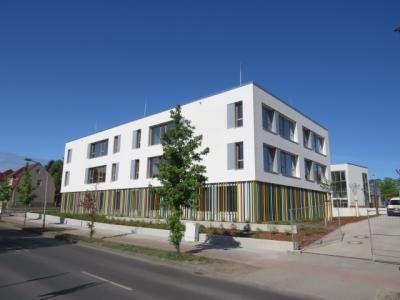 """Erweiterungsbau Hort und Schule - Grundschule """"Am Wasserturm"""""""