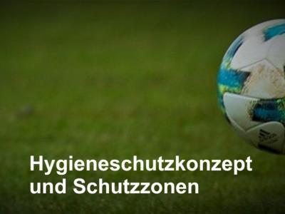Bild der Meldung: Unser Hygieneschutzkonzept und Schutzzonen für den Trainings- und Spielbetrieb