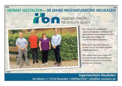 Foto zur Meldung: IBN 30 Jahre