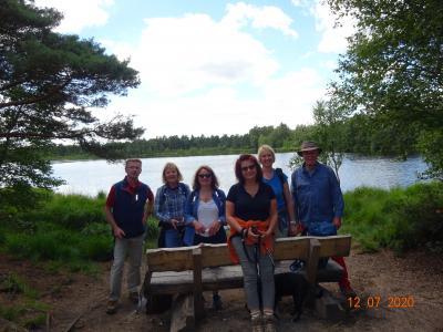 Vorschaubild zur Meldung: Wanderung um Walsrode