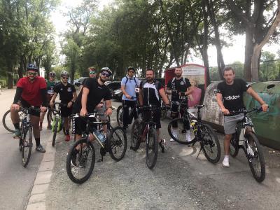 Vorschaubild zur Meldung: Tour de Vogtland statt Triathlon