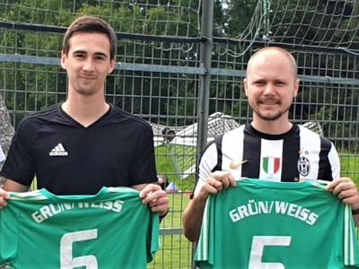Bild der Meldung: Berndl und Dichtl ab sofort Spielertrainer der SG Nammering I