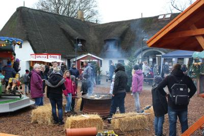 Vorschaubild zur Meldung: Kein Weihnachtsmarkt an der Schafflunder Mühlenscheune