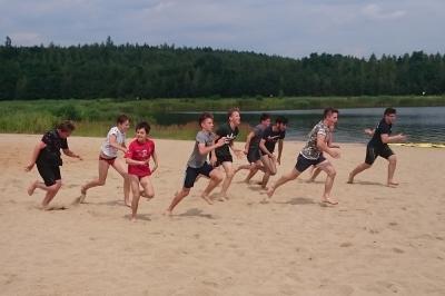 Vorschaubild zur Meldung: Sportferienwoche Wasserball-Nachwuchs
