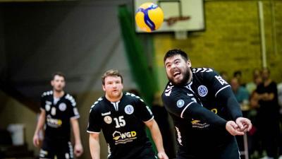 Bild der Meldung: Volleyballer des GSVE Delitzsch sind zurück im Training