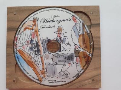 Vorschaubild zur Meldung: 5 Jahre Hoabergmusi - CD zum Jubiläum