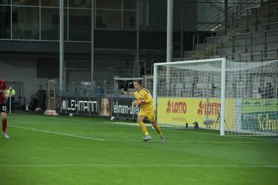 Alexander Schwolow wechselt vom SC Freiburg zu Hertha BSC Berlin - Foto: Joachim Hahne / johapress