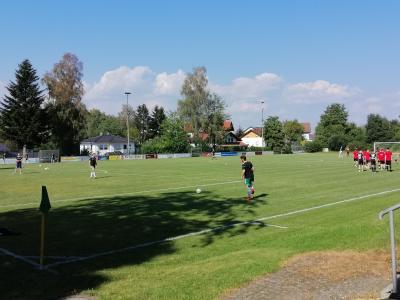 Bild der Meldung: SV Oberpolling unterliegt im Test Landesligisten FC Passau