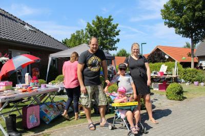Foto zur Meldung: Kleider, Kunst und Mühlen-Secco