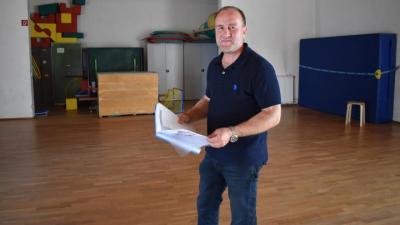 Foto zur Meldung: Groß Laasch - Geld für Hallenumbau ist da