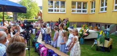Ebenholz Schule Thot Zug