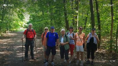 Vorschaubild zur Meldung: 16,6 km um den Müggelheimer Wald