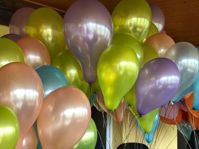Bild der Meldung: Ballon statt Fest auch in Beveringen