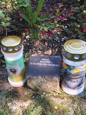 Kerzen von Omnium und der Heimatpflege
