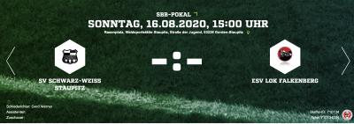 Foto zur Meldung: Fußball: +++Nach dem Pokal ist vor dem Pokal+++