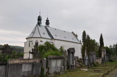 Foto zur Meldung: Dokumentation der deutschen Friedhöfe im Bezirk Aussig