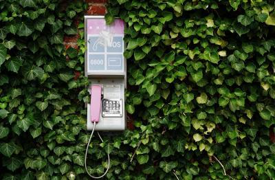 Foto zur Meldung: Verschwindet Schmalensees öffentliches Telefon?
