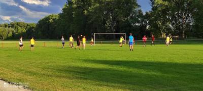 Vorschaubild zur Meldung: 1.Männer: Training trotz Hallenschließzeit