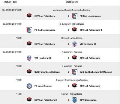 Foto zur Meldung: Fußball: +++Derbytime im Ludwig-Jahn-Stadion+++