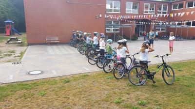 Vorschaubild zur Meldung: Fahrradprüfung