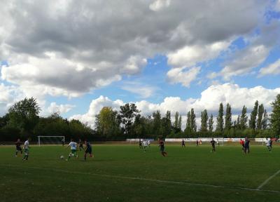 Foto zur Meldung: Sieg im Kreisfreundschaftsspiel SV Glückauf Bleicherode - FSV Schernberg