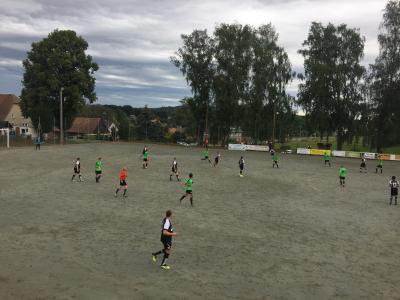 Foto zur Meldung: Saisonauftakt mit Pokalspielen: Ruppersdorf 1. schaltet Schönau-Berzdorf aus; Ruppersdorf 2. scheitert an Neueibau 2.