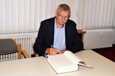 Foto zur Meldung: Herbert Wilke 70.Geburtstag