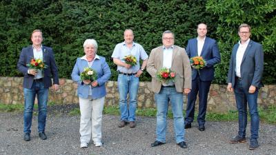 Foto zur Meldung: Sönke Siebke bleibt stellvertretender Fraktionschef im Kreistag